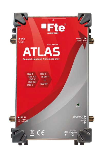 trasmodulatore ATLAS
