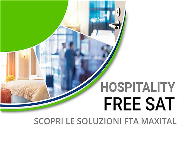 Soluzioni Hospitality – Free SAT