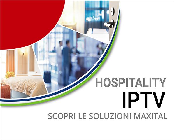 Soluzioni Hospitality – IPTV