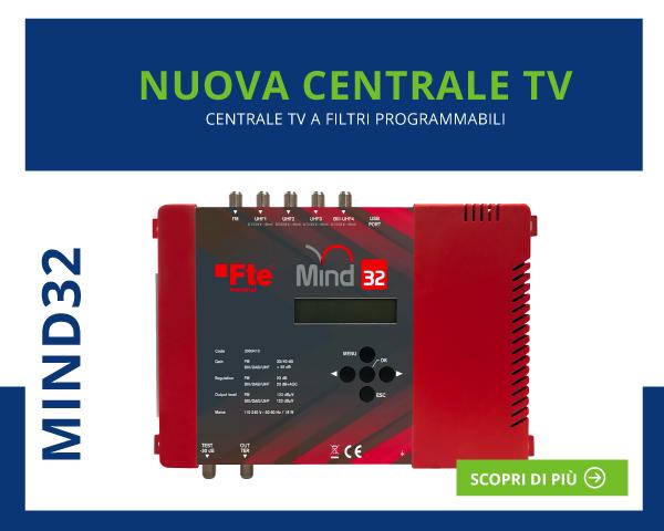 Centrale programmabile MIND32