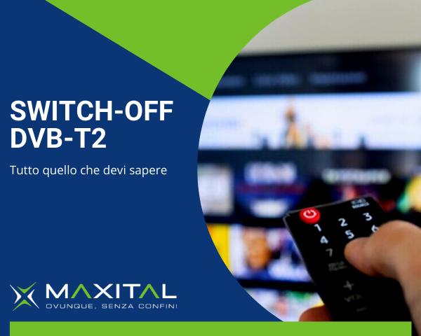 Switch-off DVB-T2